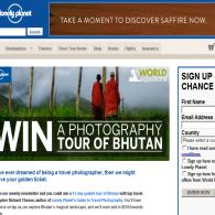 Win a photography tour of Bhutan!