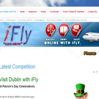 Win a return flight to Dublin!
