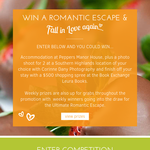 Win a romantic escape to the Southern Highlands!
