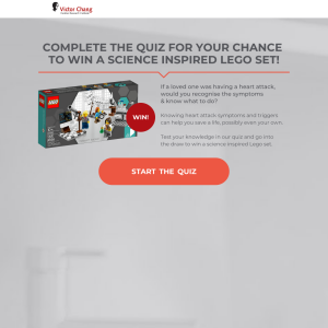 Win a Science Inspired Lego Set