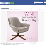 Win a Seymour armchair valued at $2,138!