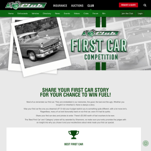 Win a share in $3,500 worth of fuel vouchers!