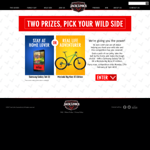 Win a share in over $7,000 worth of prizes!