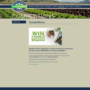 Win a share of $10,000!