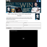 Win a Sony Xperia Tablet Z2 & James Bond Boxset!