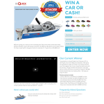 Win a Stacer 429 Seaway motorboat