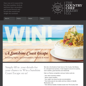 Win a Sunshine Coast escape, including flights, accommodation, Pavlova & MORE!
