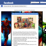 Win a Superhero Christmas pack!