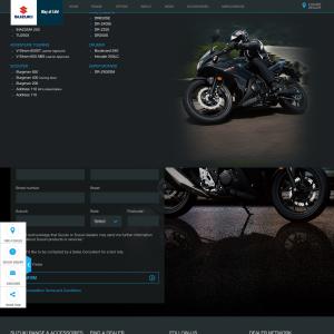 Win a Suzuki GSX250R Sportsbike
