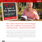 Win a taste of the Barossa with Maggie Beer!