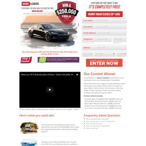 Win a Tesla P90D