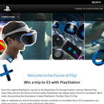 Win a trip for 2 to E3 in Los Angeles, California!