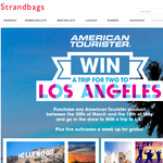 Win a trip for 2 to Los Angeles + MORE!