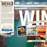 Win a trip for you & 3 friends to The Kimberley!