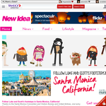 Win a trip to  Santa Monica, California!