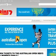 Win a trip to the Australian Open Men & Womens Finals!