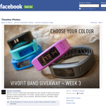 Win a Vivofit Band