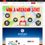 Win a weekend stay!