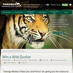 Win a wild zoo safari!