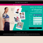 Win a Year of Shopping