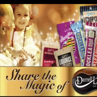 Win a year's supply of delicious confectionery!
