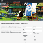 Win a year's supply of 'Mission Foods' wraps & products!