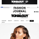 Win a year's worth of hair appointments thanks to TONI&GUY's 'Future Hair Fund' + a Label.M product pack!
