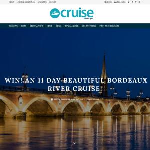 Win an 11 Day Beautiful Bordeaux River Cruise