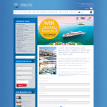 Win an 11-nite Loyalty Islands cruise for 2!