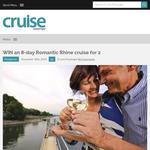 Win an 8-day Romantic Rhine cruise for 2!