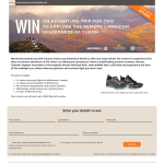 Win an adventure trip for 2 to explore the remote Canadian wilderness of Yukon!