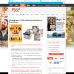Win an amazing FOODie Pack worth $808 thanks to Foxtel Movies!