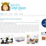 Win an Aroma Fresh Premium Pack
