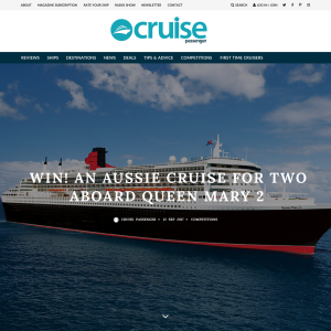 Win an Aussie cruise for two aboard Queen Mary 2