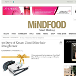 Win an automatic hair straightener from Cloud 9!