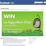 Win an Eggcelent Chair