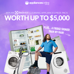 Win an Electrolux Cleaning Appliances Prize Pack