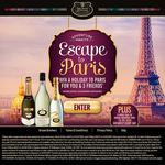 Win an escape to Paris for you & 3 friends!