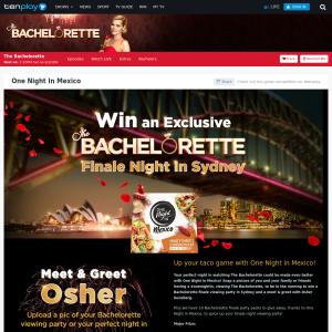 Win an Exclusive Bachelorette Finale Night in Sydney