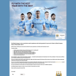 Win an exclusive match experience & training session for you & a friend at Etihad Campus, home of Manchester City FC!