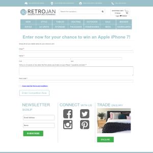 Win an iPhone 7!