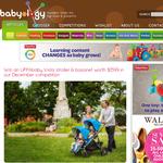 Win an UPPAbaby Vista stroller & bassinet worth $1599