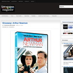 Win Arthur Newman on DVD