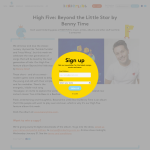 Win Beyond the Little Star by Benny Time