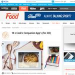 Win Cook's Companion App's