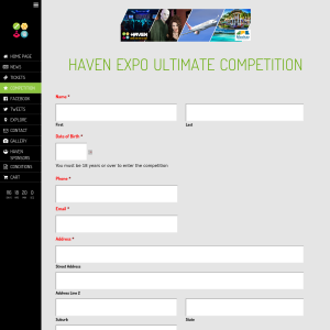 Win flights, accommodation & a weekend pass to Haven Expo 2017 in Mackay Queensland!