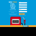 Win Free Fuel for a Year