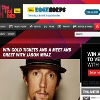 Win gold tickets & a meet & greet with Jason Mraz!