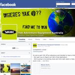 Win Kayaking equipment worth up to $100