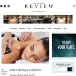Win massage and facial